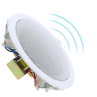 10w 5-inch Ceiling Speaker For Home, Supermarket-proffessional Public Address