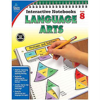 Quaderni interattivi: Language Arts Resource Book, Grado 8