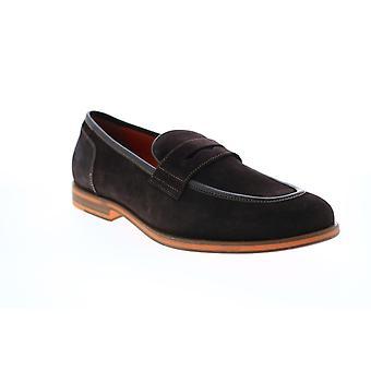 Geox U Bayle Herren braun Loafers & Slip Ons Penny Schuhe