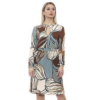 Brun klänning Alpha Studio Kvinnor