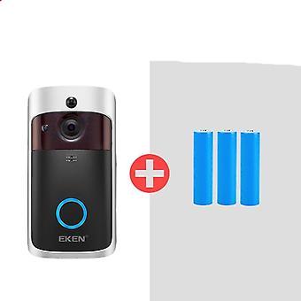 Wifi video ajtó telefon ajtó csengő