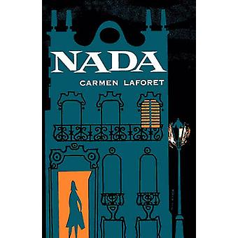 Nada by Carmen Laforet - 9780195009422 Book