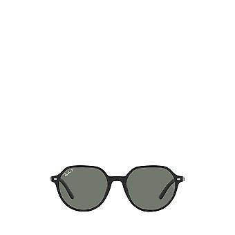 Ray-Ban RB2195 svarta unisex solglasögon