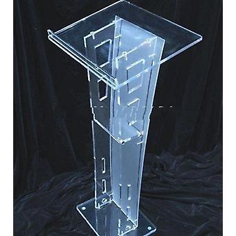 Klare Acryl Möbel Podium