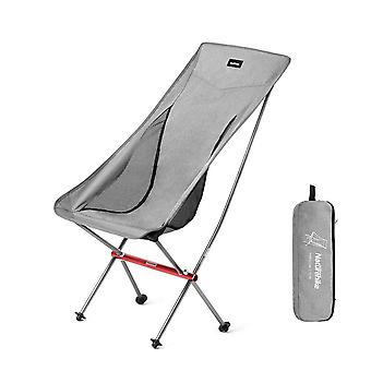 Aluminum Alloy- Portable Ultralight, Folding Fishing Chair For Outdoor Camping