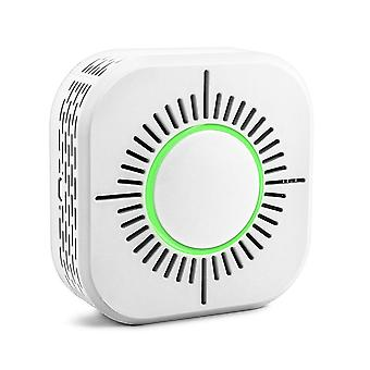 Alarm Supplies Smoke Detector Wireless Fire Alarm Sensor Security Protection