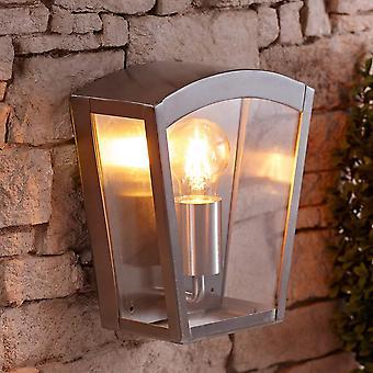 Biard Stainless Steel Modern Latern IP44 Garden Porch Outdoor Wall Light A++