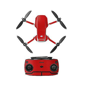 Pvc autocolant mavic mini drone decalcomanii controler autocolante piele set pentru dji mavic mini accesorii