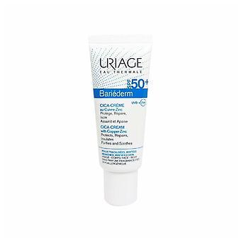 Uriage Bariéderm Cica Crème au Cu Zn spf 50 40 ml