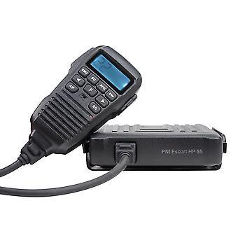 CB PNI Escort HP 55 ASQ radio station, multi-norm, RF Gain, ASQ, adjustable SQ, cigarette lighter plug included