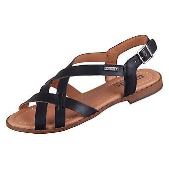 Pikolinos Algar W0X0556STblack universelle sommer kvinder sko