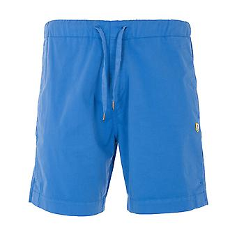 Armor Lux Heritage Drawstring Shorts - Blue