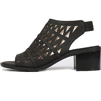 Seven Dials Womens Adria Open Toe Casual Slingback Sandals