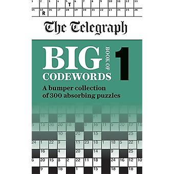 The Telegraph Big Book of Codewords 1 door Telegraph Media Group Ltd