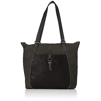 Tom Tailor Acc Lone, Mujer Compradora, Gris Oscuro, M