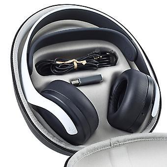صندوق تخزين لاسلكي محمول مقاوم للماء من سماعة الأذن ل Sony PS5 PULSE