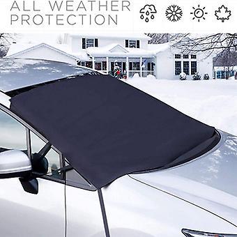 Automobil magnetische Sonnenschutz Abdeckung Auto Windschutzscheibe Schnee Sonnenschutz wasserdichte Protektor (190 * 107cm)