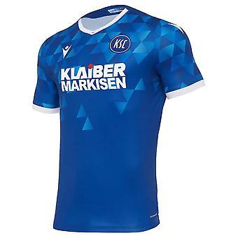 2020-2021 Karlsruher SC Home Shirt