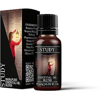 Mystic Moments Study Essential Oil Blends 10ml