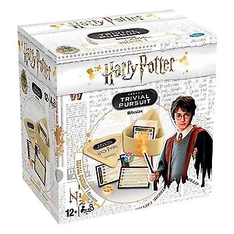 Board game Harry Potter White Trivial Pursuit (ES)