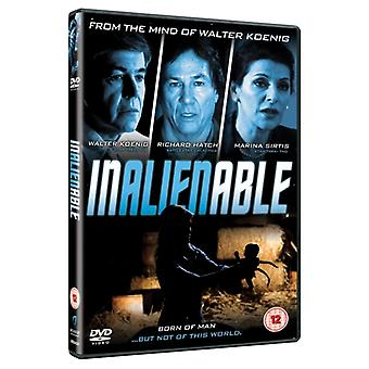 Unveräußerliche DVD