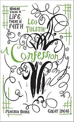 Confession 9780141036694 by Leo Tolstoy