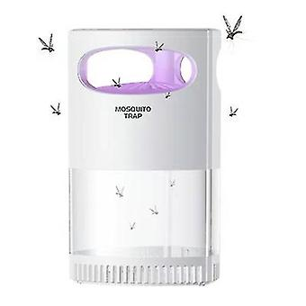 Electric Insect Mosquito Fly Killer Bug Zapper UV Lights Pest Catcher Traps Lamp(White)