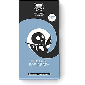 Culinario Mortale: A Recipe For Death Card Game