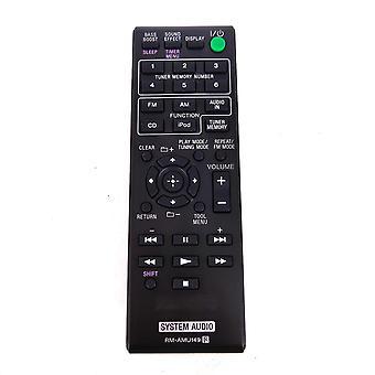 Замена пультов дистанционного управления для sony rm-amu149 микро hi-fi стерео системы пульт дистанционного управления cmt-v9 cmt-v9ip cmt-v10ip cmt-v10ip/ca cmt-v10ip/z