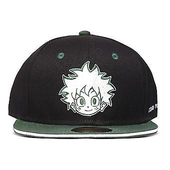 Logo Snapback Baseball Cap