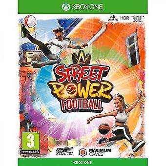 Street Power Football Xbox One Game