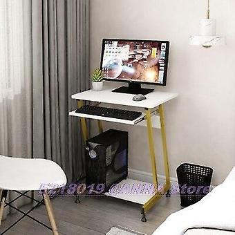 60x45x75cm Mini Computer Desk 60x48x72cm Työtutkimus Kirjoituspöytä Pieni Koti