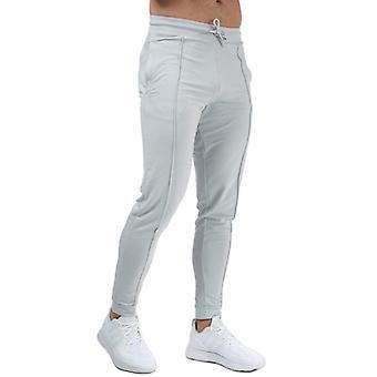 Men's Gym King Signature Jog Pants in Grey