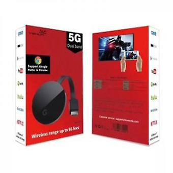 5g Dual-band (chrome Support) G7s Wireless Hdmi Co-screener Mirascreen Mobile Phone Screen Casting Tv Support Youtube