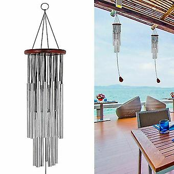 Wind chimes 27 tubes chapel bells wind chimes outdoor decor