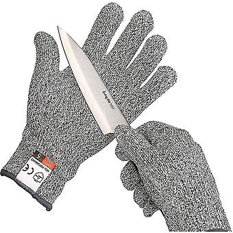 Safety gloves a pair of grade 5-resistant gloves  gardening gloves  work gloves  l ----23cm - 58g protective