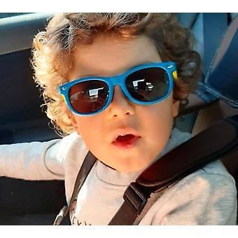 Chlapčenské slnečné okuliare Silikónové bezpečnostné okuliare