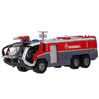 Fire Truck Car Toy 1/50 Metal Model Emergency Rescue Vehicle