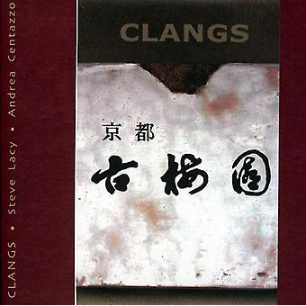 Steve Lacy & Andrea Centazzo - Clangs [CD] USA import