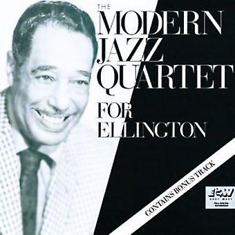 Modern Jazz Quartet - M.J.Q. for Ellington [CD] USA import