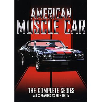 American Muscle Car: Complete Series [DVD] USA import