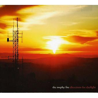 The Trophy Fire - Directions for Daylight [CD] USA import