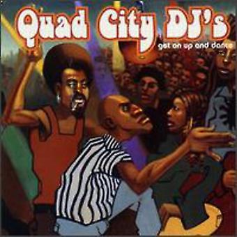 Quad City DJ's - Quad City DJ's [CD] USA import