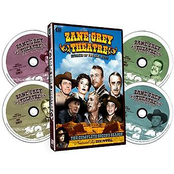 Zane Grey Theatre: Season Two [DVD] USA import