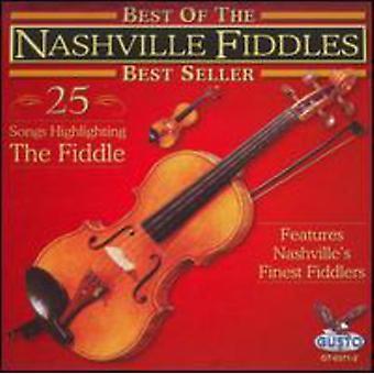 Nashville Fiddles - Best of Nashville Fiddles-25 Songs [CD] USA import
