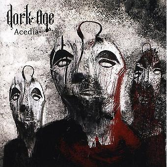 Dark Age - Acedia [CD] USA import