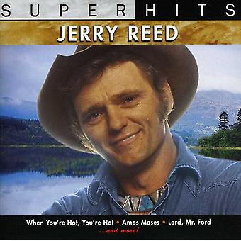 Jerry Reed - Super Hits [CD] USA import