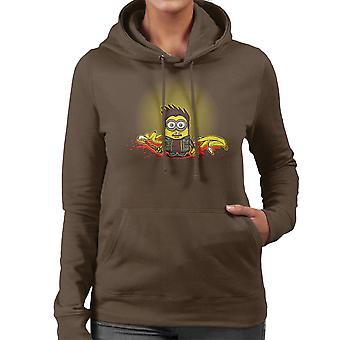 Mark Of Minion Supernatural Minions Women's Hooded Sweatshirt