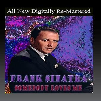 Frank Sinatra - Somebody Loves Me [CD] USA import