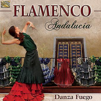 Danza Fuego - Danza Fuego [CD] USA import